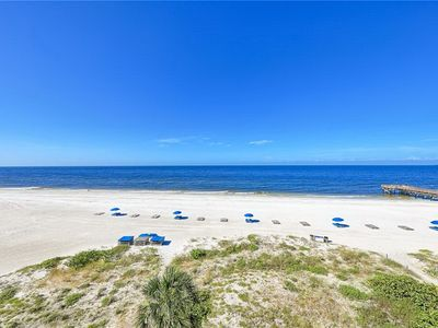 Photo for 2 Bd DIRECT GULF FRONT Condo - Vaca Rentals have now opened, so Book Today!