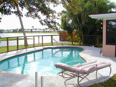 Photo for Furnished Lakefront Home - Pool, Internet & WiFi