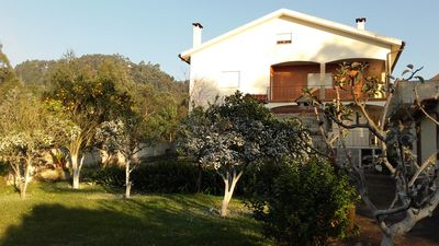 Photo for SPACIOUS 4 BEDROOM HOUSE SEA AND MOUNTAIN