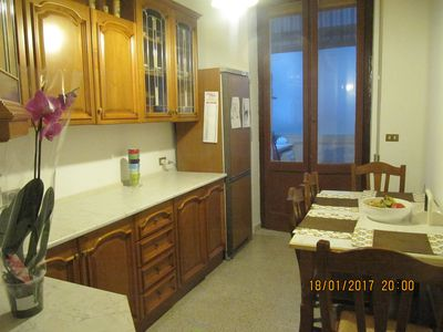 Photo for comfortable and spacious apartment in historical centre Brindisi