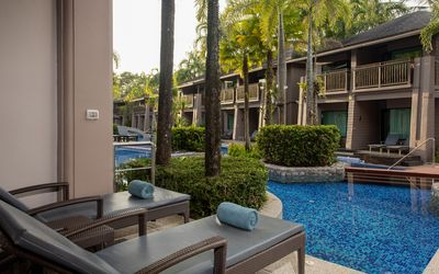 Photo for Facing Andaman Ocean, Pool Access double room (P08)