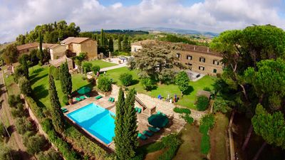 Photo for San Gimignano Luxury Villa