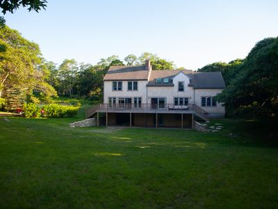 Photo for Great Deal on Newly Renovated Home in Exclusive Aquinnah.