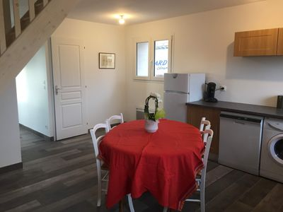 Photo for Cottage 4-5 people in a complex of 3 equestrian cottages on the Cote d'Opale