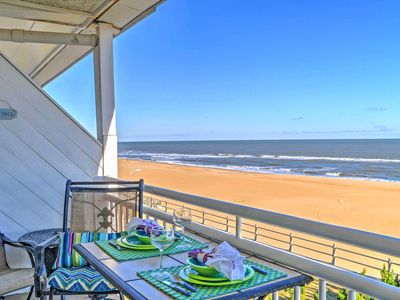 Photo for Oceanfront Virginia Beach Studio w/ Community Pool