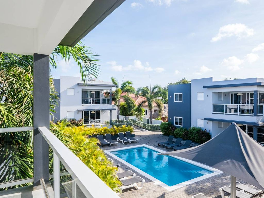 Beluga Apartments Curacao | 4P Luxury | Patio #5 - Willemstad