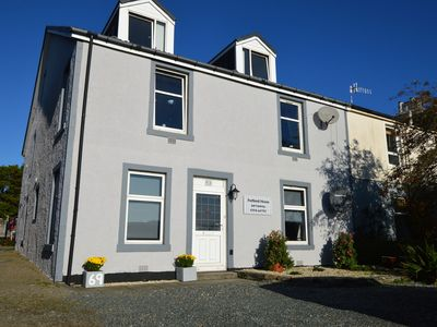Photo for Portland House, a beautifully presented holiday home on the esplanade in coastal Dunoon.