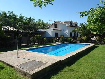 Photo for Self catering cottage La Cantarera for 8 people
