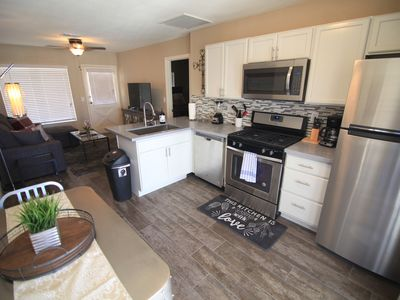 Photo for Cozy town home close to strip, hardrock, convention center, and more