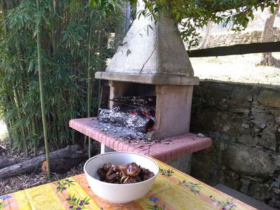 Photo for Holiday house with barbecue and sea view