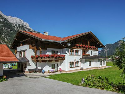 Photo for Lovely Aparment in Leutasch Tyrol with Meadow around
