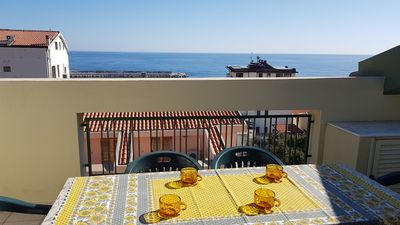 Photo for LUMINOUS SEA VIEWS IN SARDINIA, IDEAL FOR COUPLES OF FRIENDS AND FAMILIES!