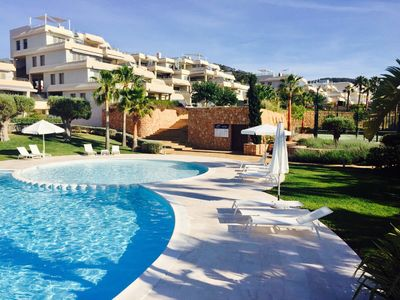 Photo for Exclusive cala tarida apartment