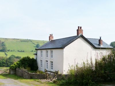 Photo for Beautiful Welsh farmhouse full of character and boasting beautiful views of the Brecon Beacons, Onne