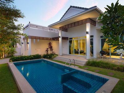 Photo for 2 Bedroom Pool Villas