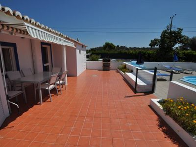 Photo for Small Villa with 3 bedrooms,2 bathrooms, AC, wifi,private pool.
