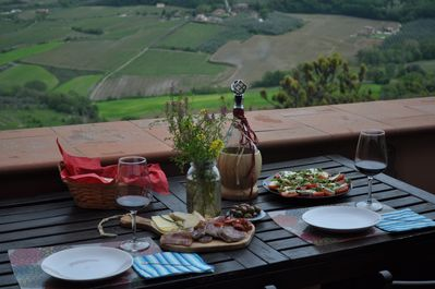 Enjoy the best Tuscany has to offer in an incredible private setting