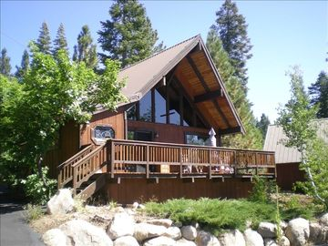 Talmont Estates, Tahoe City, CA, USA