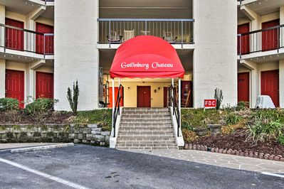 At Gatlinburg Chateau you'll enjoy access to an array of luxury amenities.