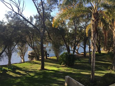 "Photo for Welcome to ""Reflections"", a beautiful holiday house located on The Murray River."