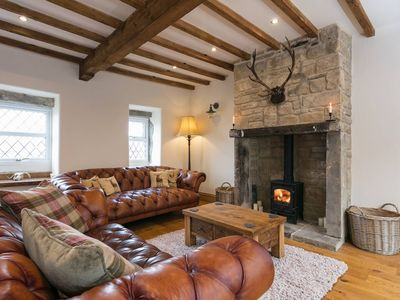 Photo for ***Newly Renovated Blackberry Cottage & Log Burner ***