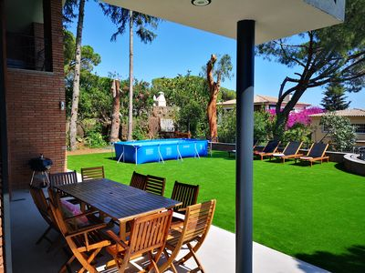 Photo for Dreamy house, house in Cabrils 22 km from Barcelona