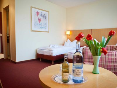 Photo for Standard Double Room - Hotel Am Jungfernstieg