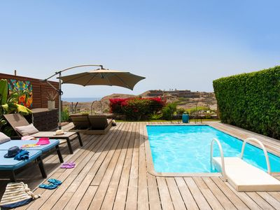 Photo for Villa with Pool in Salobre Golf Resort Golfers 2