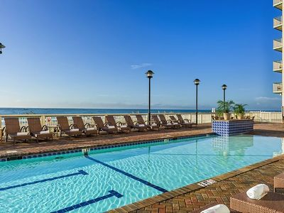 Photo for Beachfront 1 Bedroom Deluxe Myrtle Beach