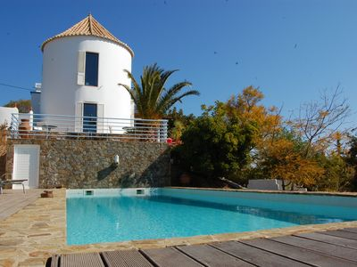 Photo for Luxury Holiday home with 12m Pool