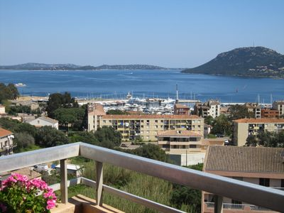 Photo for T2 fully renovated stunning sea views 5mn walk from the harbor and town center