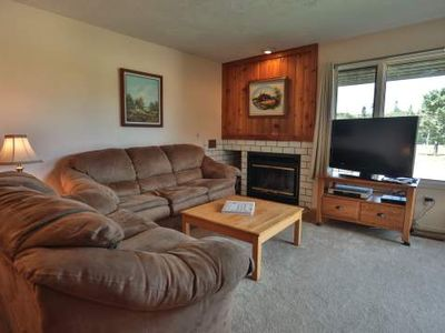 Close to Fitness Center, Heated Pools. Trout Creek Condo #11 - 2 Bedroom, 1 Bath furnished condo.