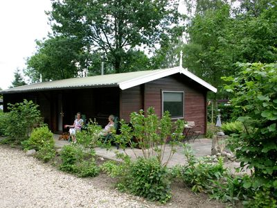 Photo for Detached accommodations, located on a quiet natural holiday park.