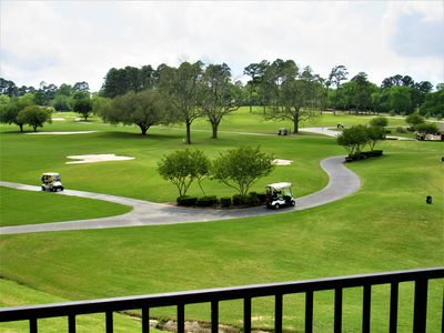 Gorgeous Golf Course View from Your Balcony