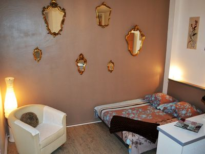 "Photo for ""ALBI-SUITE"" APPT NEW EXTREME CITY CENTER FREE PRIVATE PARKING"