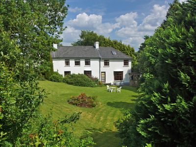 Photo for Right of three attached cottages with large garden on the edge of the quiet village of Cornamo…
