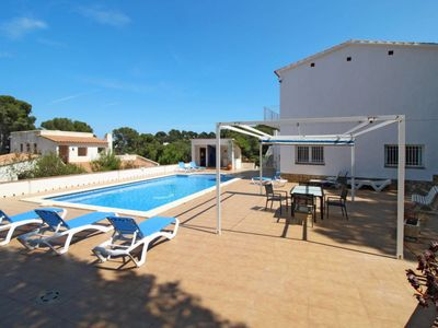 Photo for Vacation home Puig Vermell (PAL266) in Pals - 10 persons, 5 bedrooms