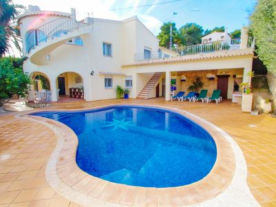 Photo for May - pretty holiday property with private pool in Benissa