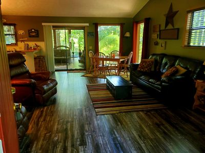 Photo for Table Rock-Cabin & Bunk House within 4 minutes of Table Rock Lake