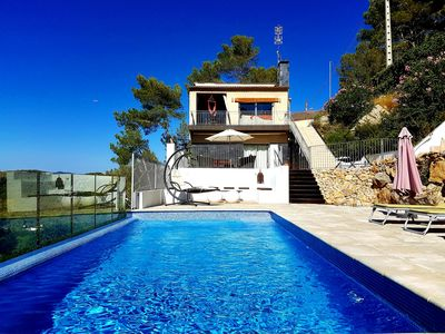 Photo for A Sunny Oasis of Privacy , Calm&Glam  near Sitges and Barcelona