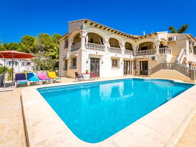 Photo for Self contained, comfortable, large pool, WIFI, Satellite TV and all amenities