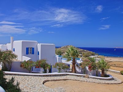 Photo for Maganos Suite Dio: Lovely views, close to the sea, breakfast included, shared pool