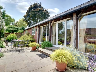 Photo for Bright and spacious converted barn in rural location in Aylesford