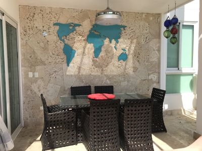Photo for Beach apartment The La Romana inlet