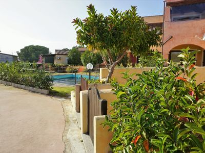 Photo for 2BR Apartment Vacation Rental in Pittulongu, Sardegna