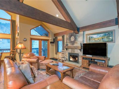Photo for An Excellent Location! 3-Bedroom Ski-In/Ski-Out Condo