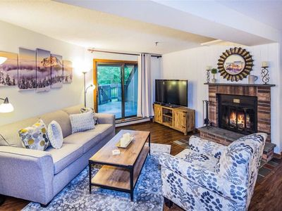 Photo for Newly renovated cozy ski retreat with view of Killington slopes