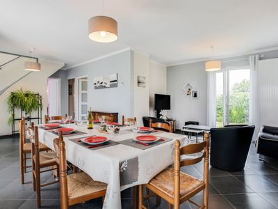 Photo for Vacation home La Coloniale in Auray - 8 persons, 4 bedrooms