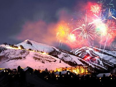 Photo for Ring in 2020 New Year! 12/28/19-1/4/20 Ski In/Out 2B/2B Park City Canyons Utah!