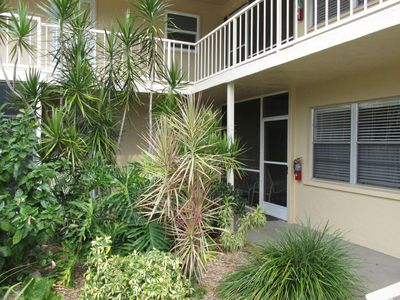 Wonderful 1st floor condo- 3 blocks off Gulf and 3 blocks to Old Venice